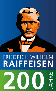 Illustration von Raiffeisen