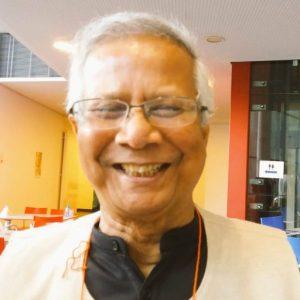 Muhammad Yunus. Freidensnobelpreisträger, Banker und Wirtschaftsprofessor
